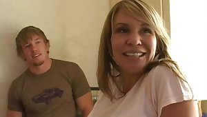 Bridgette Monroe & Jack Venice & Trent in My Friends Hot Female parent
