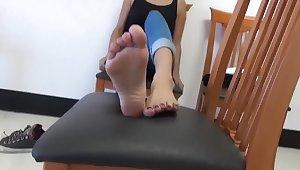 Drug Addict Smelly Feet