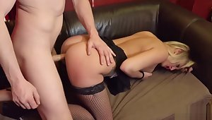 GERMAN SCOUT - CHEATING TEEN GINA MADE TO HOOKER AT Downright Urgency CASTING