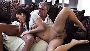 Elderly men licking ass and pussy nasty xxx What would you
